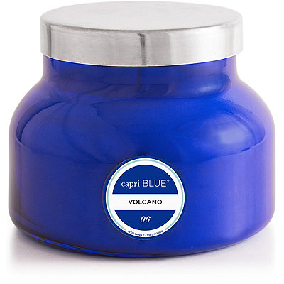 Capri BlueOnline Only Volcano Blue Signature Jar Candle