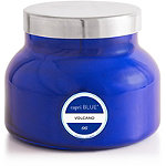 Online Only Volcano Blue Signature Jar Candle