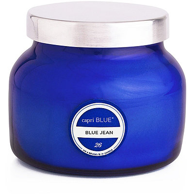 Capri BlueOnline Only Blue Jean Petite Jar Candle