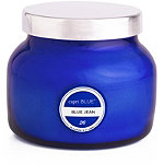 Online Only Blue Jean Petite Jar Candle