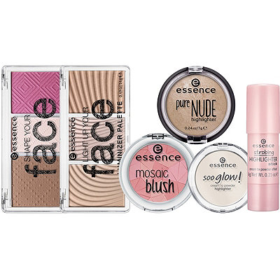 Essence Online Only Let It Glow Holiday Bundle