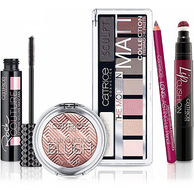 Catrice Online Only Berry %26 Bright Holiday Bundle