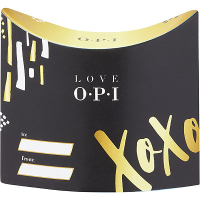 OPIFREE Love Collection Pillow Pack w%2Fany %2421 OPI Nail Polish purchase