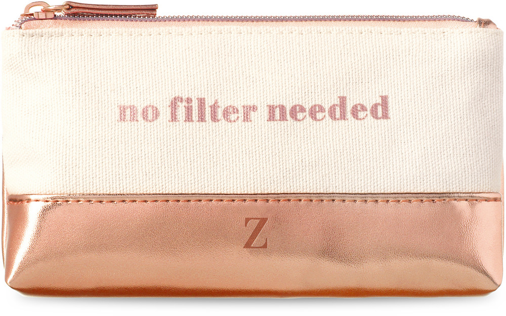 No Filter Needed Beauty Bag by Zoella Beauty