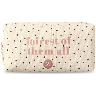 Online Only Fairest Of Them All Cosmetic Bag