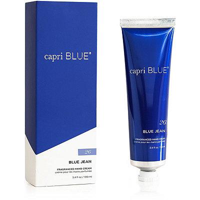 Capri BlueOnline Only Blue Jean Hand Cr%C3%A8me