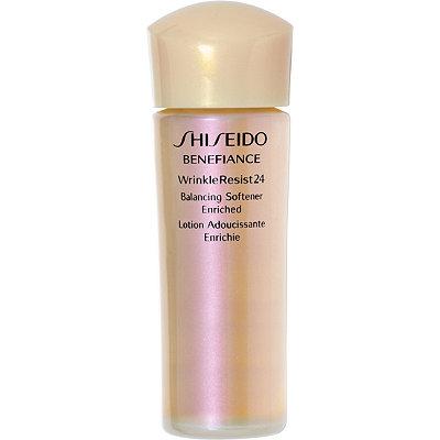 ShiseidoFREE Benefiance Wrinkleresist24 Softener Enriched w/any $55 Shiseido purchase