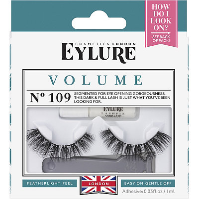 Volume No. 109 Lashes