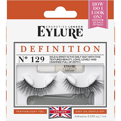 Definition No. 129 Lashes