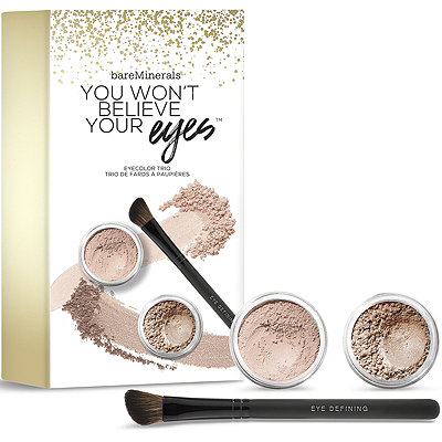 BareMinerals You Won%27t Believe Your Eyes Eyecolor Trio