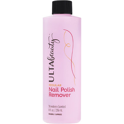 Regular Strawberry Nail Polish Remover