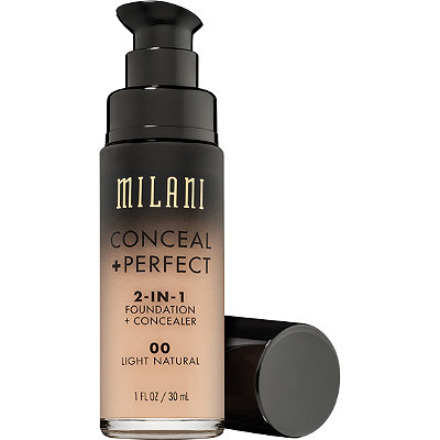 Milani Online Only Conceal %2B Perfect 2-in-1 Foundation %2B Concealer