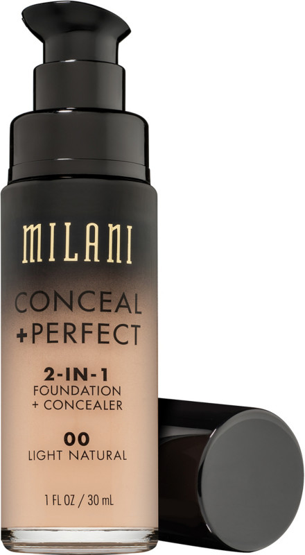 Conceal + Perfect 2 In 1 Foundation + Concealer by Milani