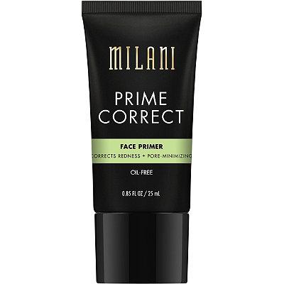 MilaniPrime Correct Corrects Redness + Pore-Minimizing Face Primer