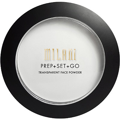 MilaniOnline Only Prep %2B Set %2B Go Transparent Face Powder