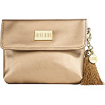 Online Only%21 FREE Gold Leather Bag w%2Fany %2415 Milani Cosmetics purchase