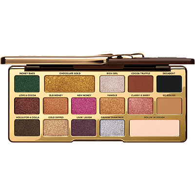 Too FacedChocolate Gold Metallic/Matte Eyeshadow Palette