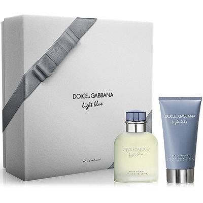 Dolce&GabbanaLight Blue Pour Homme Duo Set