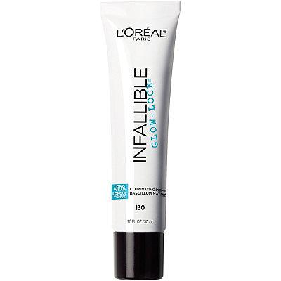 L'OréalInfallible Pro Glow Lock Primer