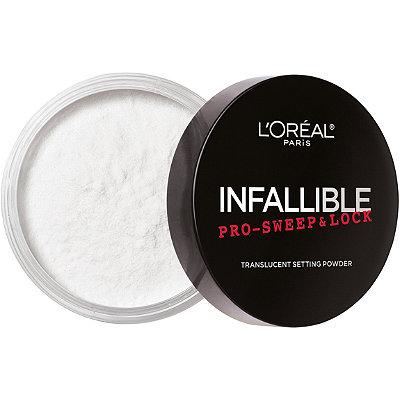 L'OréalInfallible Pro Sweep & Lock Loose Powder