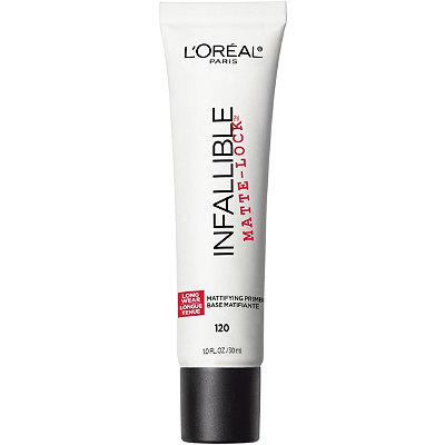 L'OréalInfallible Pro Matte Lock Primer