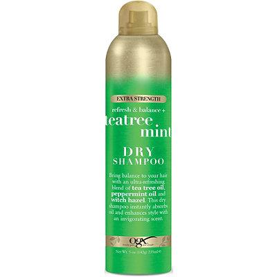 OGXTea Tree Mint Dry Shampoo