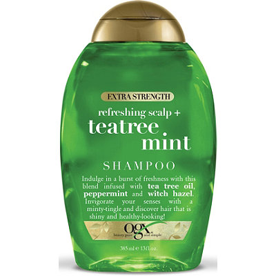 Extra Strength Tea Tree Mint Shampoo