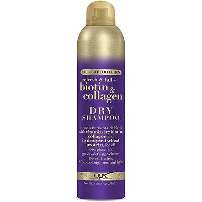 OGXThick & Full + Biotin & Collagen Dry Shampoo