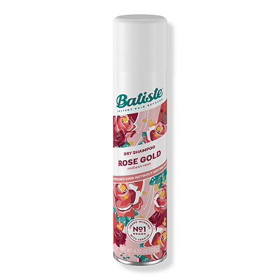 Rose Gold Dry Shampoo - Pretty & Delicate