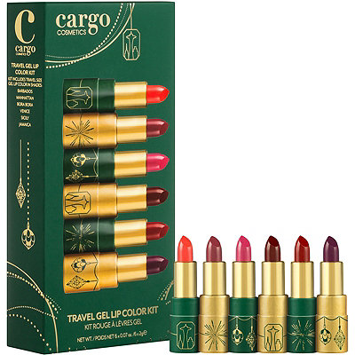 CargoOnline Only Limited Edition Travel Size Gel Lip Color Kit