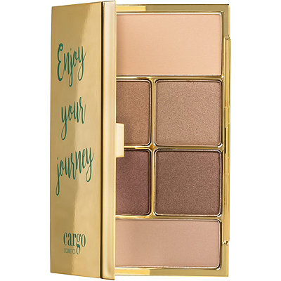 Cargo Online Only Limited Edition Enjoy Your Journey Eyeshadow Palette