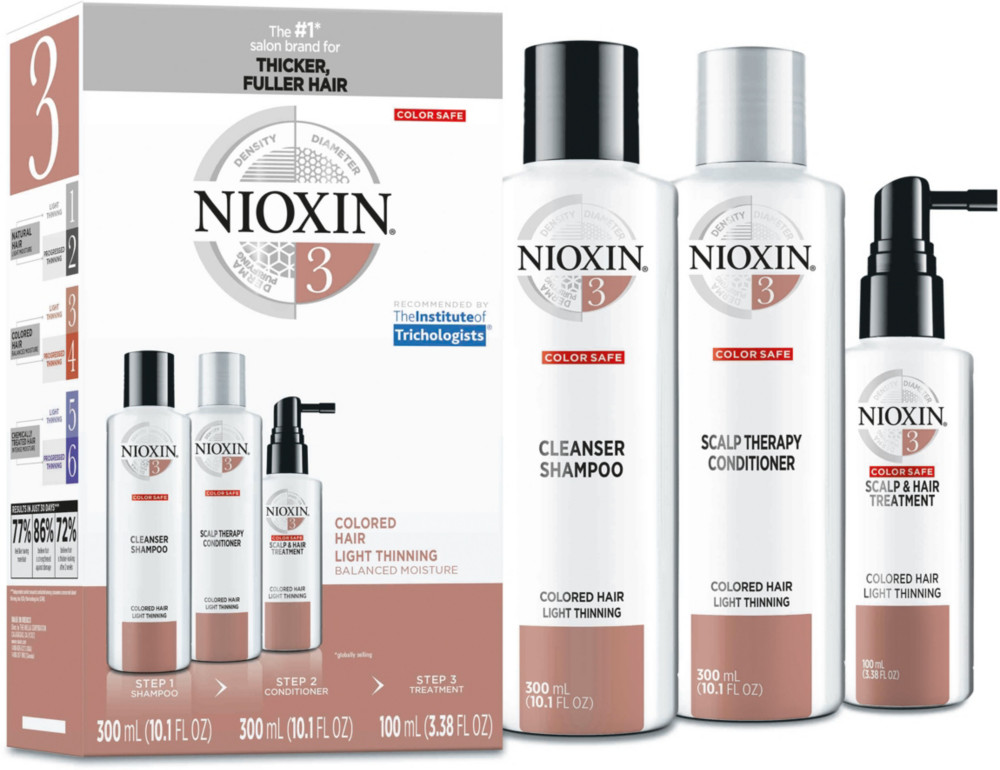 Nioxin System 3 Kit Ulta Beauty