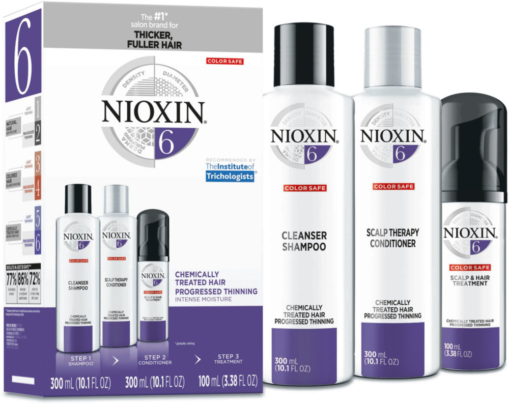 Nioxin System 6 Kit Ulta Beauty