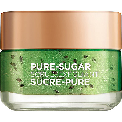 L'OréalPure Sugar Scrub Purify & Unclog