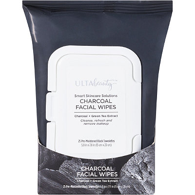 Charcoal Facial Wipes