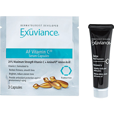 ExuvianceFREE deluxe Mini%27s w%2Fany Exuviance purchase