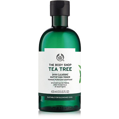 Online Only Tea Tree Skin Clearing Mattifying Toner