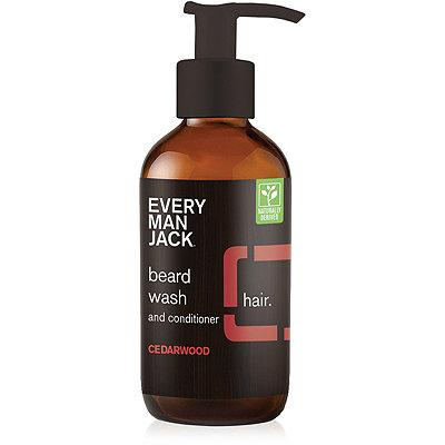 Every Man JackCedarwood Beard Wash