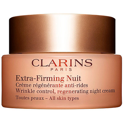 Extra-Firming Wrinkle Control Regenerating Night Cream All Skin Types