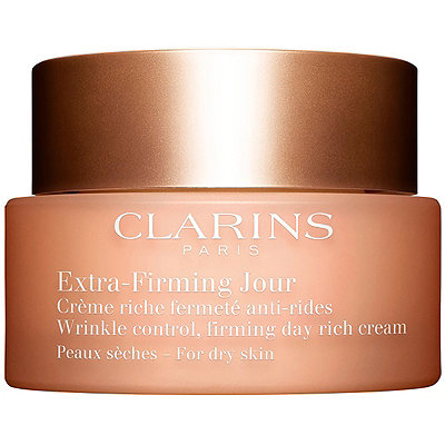 Extra-Firming Wrinkle Control Firming Day Rich Cream For Dry Skin