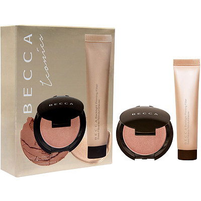 BECCA Iconics%3A Cheeky Glow Blush %26 Primer Travel Duo