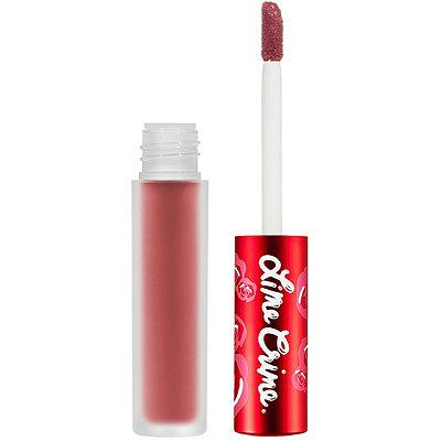 Lime CrimeOnline Only Matte Velvetine Lipstick