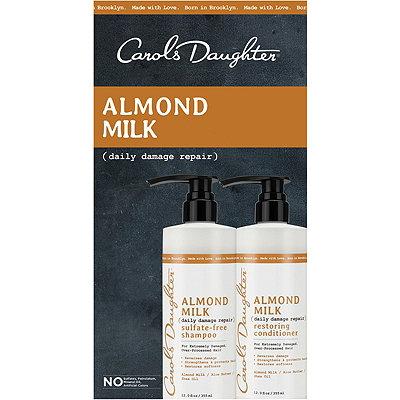 Carol's DaughterOnline Only Almond Milk Daily Damage Repair Hair Care Gift Set
