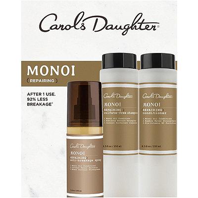 Carol's DaughterOnline Only Monoi Repairing Luxury Hair Care Gift Set