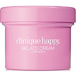 Clinique Travel Size Happy Gelato Cream For Body - Berry Blush