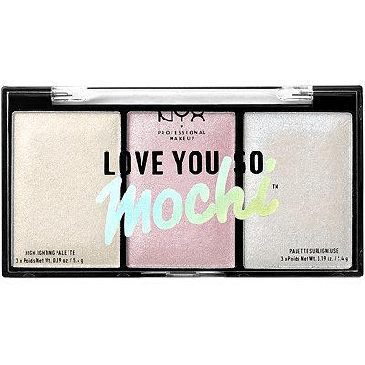 NYX Professional MakeupLove You So Mochi Arcade Glam Highlighting Palette