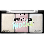 NYX Professional Makeup Love You So Mochi Arcade Glam Highlighting Palette