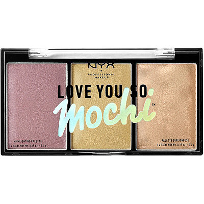 Love You So Mochi Lit Life Highlighting Palette