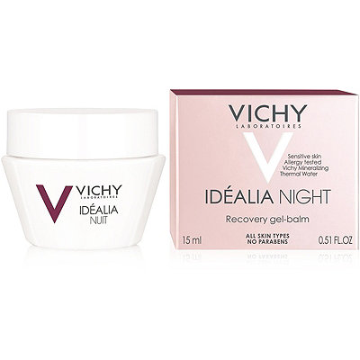 Vichy Online Only FREE Idealia Night Cream w%2Fany Vichy purchase