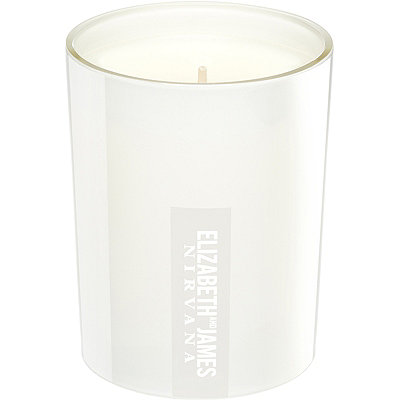 Elizabeth and James NirvanaOnline Only White Candle